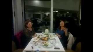 preview picture of video 'Çılgın Dörtlü'den  Eğlence ,Antakya,  Agora Meyhanesi, Seni Ben Ellerin Olsun diye mi sevdim.'