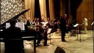 Robert Anchipolovsky & Vladimir Tolkachev Big Band A Nightingale Sang In Berkeley Square