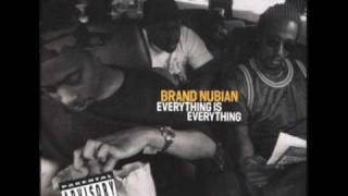 Brand Nubian - Gang Bang