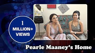 Pearle Maaney's Home