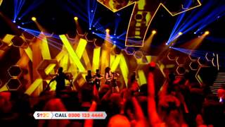 Cheryl Cole - Under The Sun (Stand Up To Cancer 19.10.12)