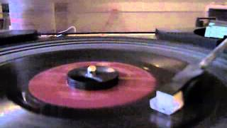 """Buddy Holly & the Crickets """"Not Fade Away"""" 45 rpm"""