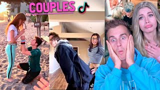 ULTIMATE COUPLES on TIK TOK ft. My GIRLFRIEND! (Relationship Compilations)