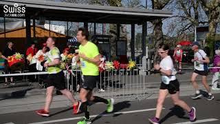 チューリッヒマラソン 2018年【スイス情報.com】