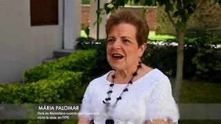 50 aniversario de la visita de san Josemaría a México: Con las campesinas de Montefalco