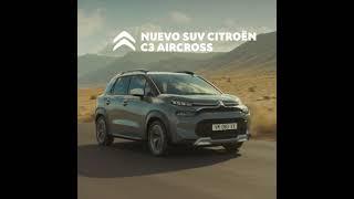Nuevo SUV Citroën C3 Aircross #WelcomeFreedom Trailer