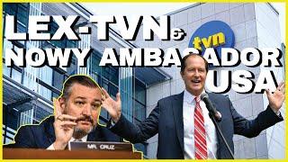 Politycy USA bronią TVN & Nowy Ambasador USA w Polsce – Mark Brzeziński