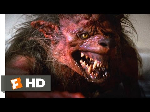 Fright Night (1985) - The Death of Evil Ed Scene (7/10) | Movieclips