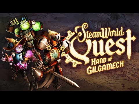 SteamWorld Quest - Official Launch Trailer - Out April 25th on Nintendo Switch thumbnail