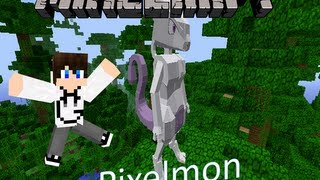 Sandile  - (Pokémon) - Minecraft: Multiplayer Pixelmon Let's Play Episode 1 - SANDILE! (Pokemon Mod)