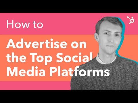 Exploring the Social Media Advertising Platforms