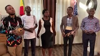 Wo nkyen - Star Singers, Santasi SDA Church, Kumasi Ghana