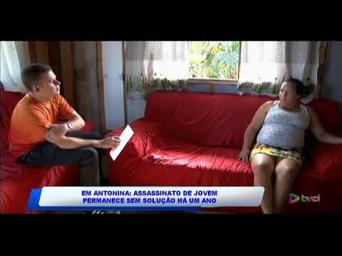 Em Antonina: Assassinato de jovem permanece sem solução há um ano.
