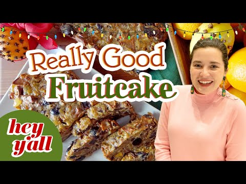 Do Yall Mess With Fruitcake?