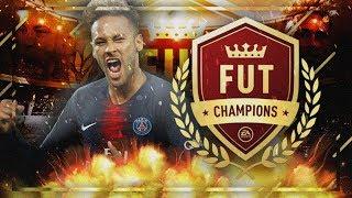 HAY QUE ARRASAR EN ESTE FUT CHAMPIONS CON RAMOS TOTY EN DIRECTO EN FIFA 19 ULTIMATE TEAM!