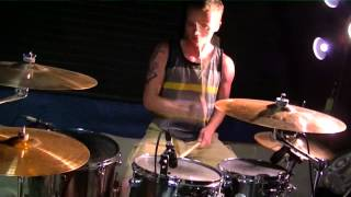 Dustin Murphy - Disciple - Outlaws - Drum Cover