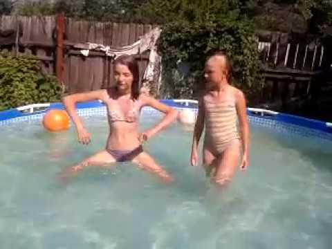 Ожидание и реальность в бассейне!!! Waiting and reality in the pool !!!