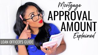 How Much Mortgage Can I Afford? | How Much You Can Get Approved For As a First Time Home Buyer