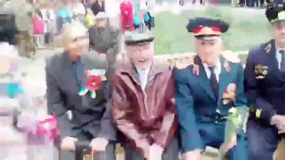 Парк Слави 9 Травня 2017 р  м  Гребінка, Полтавська обл Україна