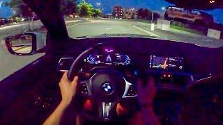 [WR Magazine] 2021 BMW 330e - POV Night Drive (Binaural Audio)