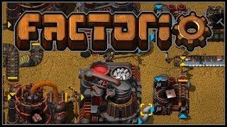Factorio Sea Block #1 - An Intergalactic Starship Made of