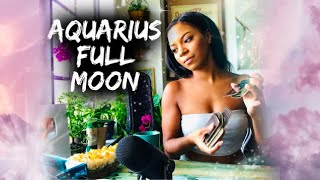 How August 2020 Aquarius Full Moon Affects Your Sign || Astrology, Tarot For Sun, Moon & Rising