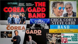 Chick Corea & Steve Gadd Band on Tour - 2017 (Lima)