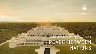 Ekam World Peace Festival | #JustPeace | HINDI (हिन्दी) | For Contact :+91 9121163894