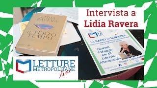 Letture Metropolitane Live #4 incontro con Lidia Ravera, Libreria Altroquando