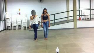 2F workout dance Dudak Edis