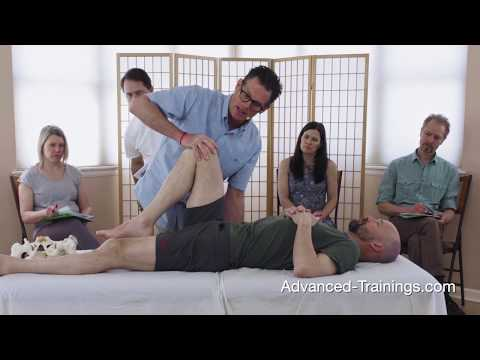 Sacroiliac Pain / Flexed-Hip Squish - Advanced Myofascial ...