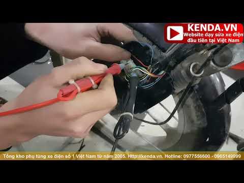 Hướng dẫn chế còi sắt xe đạp điện  Kêu To thay cho còi nhựa