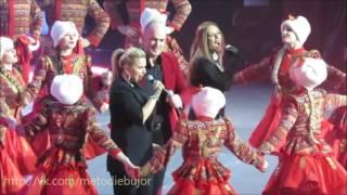 "Методие Бужор, Анна Семенович, Юлия Началова ""Разговор со счастьем"""
