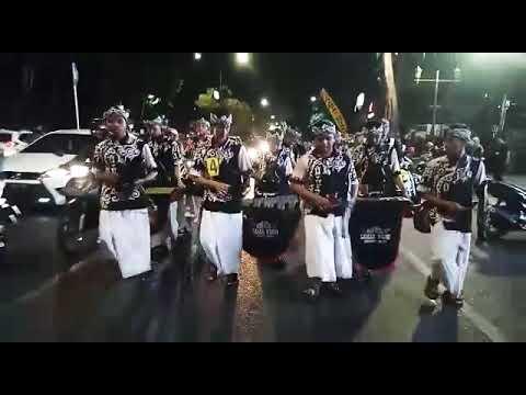 Musik patrol laskar wangi wedoro waru sda#juara harapan 1