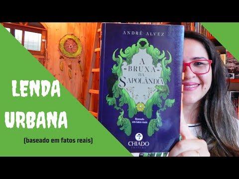 A BRUXA DA SAPOLÂNDIA, de André Alvez