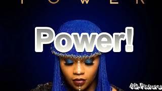 Amanda Black  Power Official Lyrics