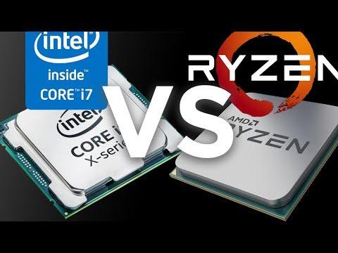 AMD Ryzen VS Intel Core X – Price To Performance