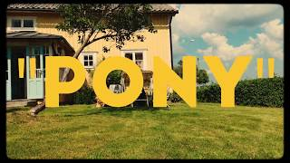 Introducing...'Björn Falk' with track 'Pony'