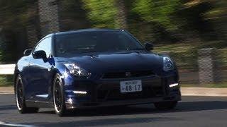 日産GT-R2013モデル動画試乗レポート~国沢光宏のキビシイ目~#LOVECARS#videotopics