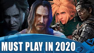 20 PlayStation Games You Must Play In 2020 And Beyond!