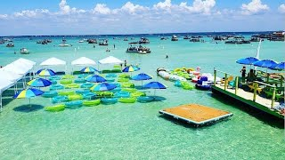 Destin Florida Crab Island