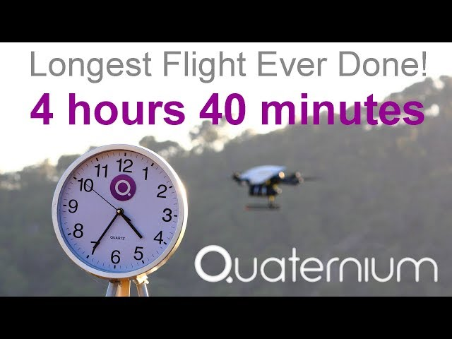 Наука и технологии  | Испанский гибридный беспилотник Hybrix.20 установил мировой рекорд продолжительности полета | sddefault
