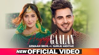 ARMAAN BEDIL | ANGREJI GAALAN  | Ft Surinder Shinda | Gurlej Akhtar | New Songs 2019