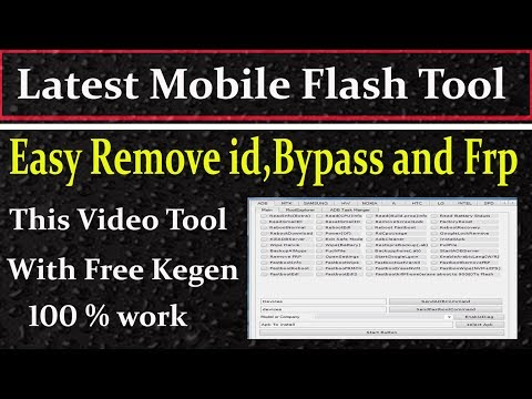 LG Frp Bypass Free Tool 2019 Best Work All LG Model By AMS TECH