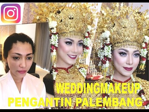 Video Tutorial Makeup Pengantin Palembang Aesan Gede (Palembang Traditional Wedding) by ARI IZAM