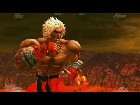 Violent Ken vs Akuma (Hardest)