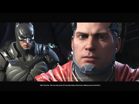 Injustice 2 - Story - Chapter 11 (THE WORLD'S FINEST)
