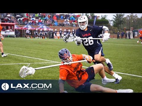 thumbnail for Virginia vs Team USA Lacrosse