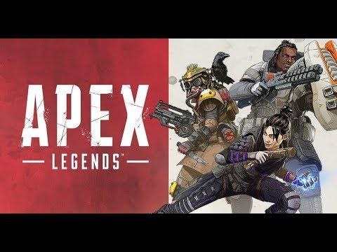 Apex Legends - Meu Primeiro Gameplay - Xbox One