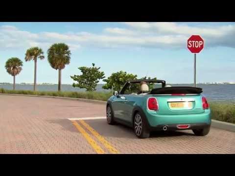 Lançamento da nova geração do MINI Cooper Cabrio